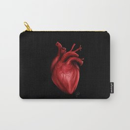 my heart is heavy Carry-All Pouch