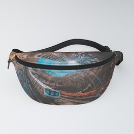 Not Sugar-free. Fanny Pack
