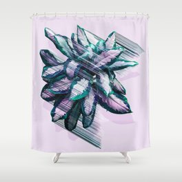 Launch Day Shower Curtain
