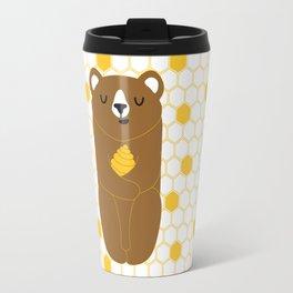 The Honey Bear Travel Mug