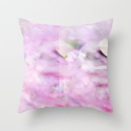 Experimental Photography#5 Throw Pillow