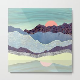 Summer Dawn Metal Print