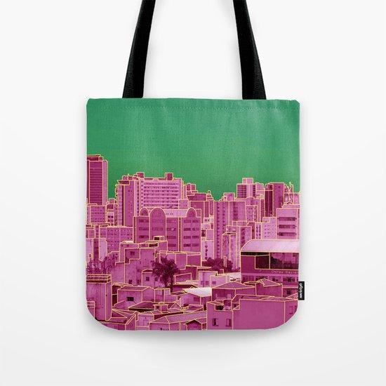 Skyline VI Tote Bag
