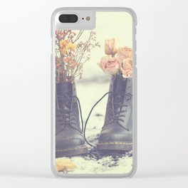 Dr. Martens Clear iPhone Case