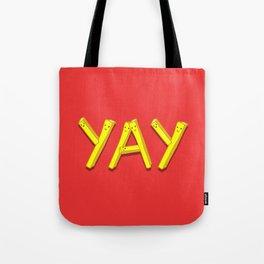FryYAY! Tote Bag