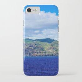 Kauai's Bright Welcome iPhone Case