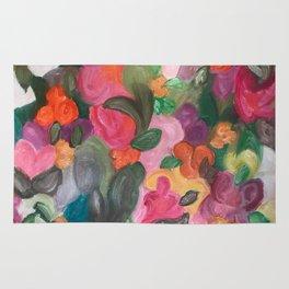 Flower World Rug