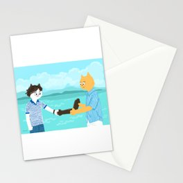 Call me by your name - Handshake Stationery Cards
