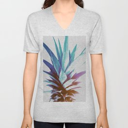 Tropical Top Unisex V-Neck
