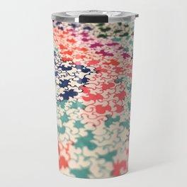 Sea of color PT II Travel Mug
