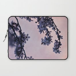 blossoms at dusk Laptop Sleeve