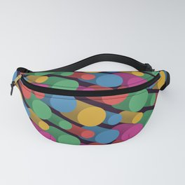 3D X Pipes II Fanny Pack