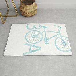 Watercolor 30A Bike Rug