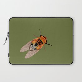 Cicada Laptop Sleeve