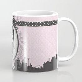 éMo Romantik Gothik 'Paris' Coffee Mug
