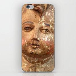 Cherub of Antiquity iPhone Skin