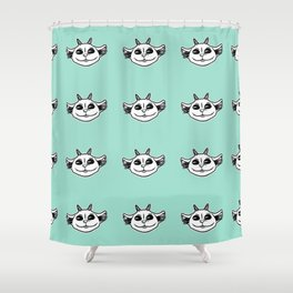 Ned Bayou Shower Curtain