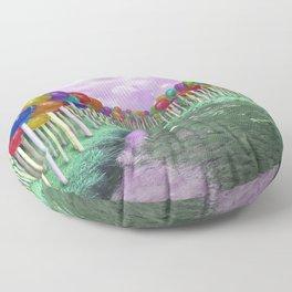 Lollipop Lane Floor Pillow