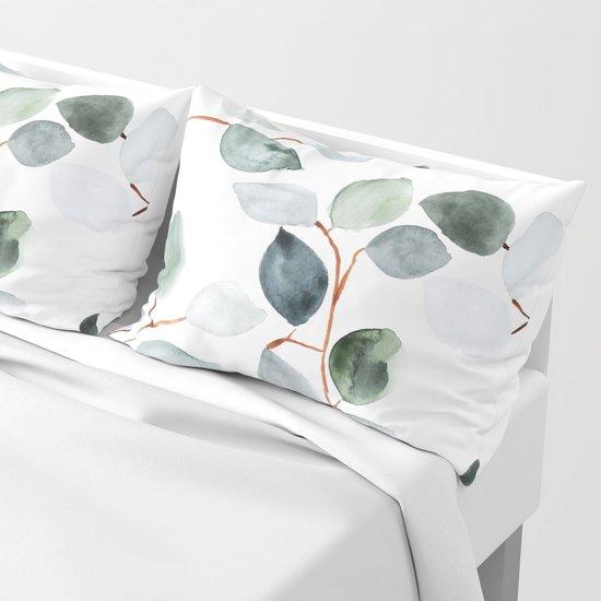 Eucalyptus by claireligraphy