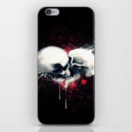 Death Lovers iPhone Skin
