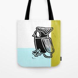 regular bird Tote Bag