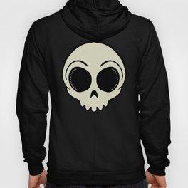 Round Skull Hoody