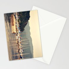 deep cove harbor Stationery Cards