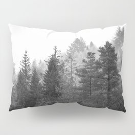 Grey day Pillow Sham