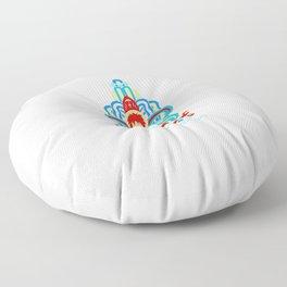 Ponyo Deco Floor Pillow