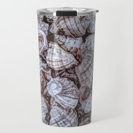 Puka Seashells Travel Mug