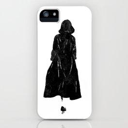 Walk Away iPhone Case