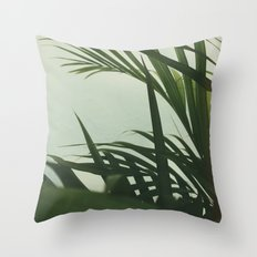 VV I Throw Pillow