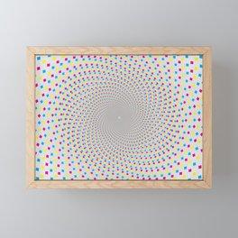 GodEye12 Framed Mini Art Print