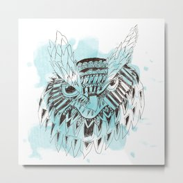 Addisons Owl Metal Print
