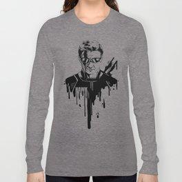 Avengers in Ink: Hawkeye Long Sleeve T-shirt