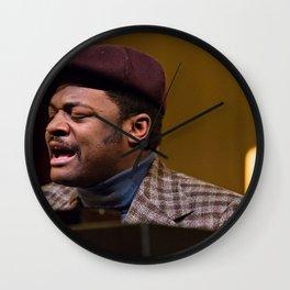 Donny Hathaway - Black Culture - Black History Wall Clock