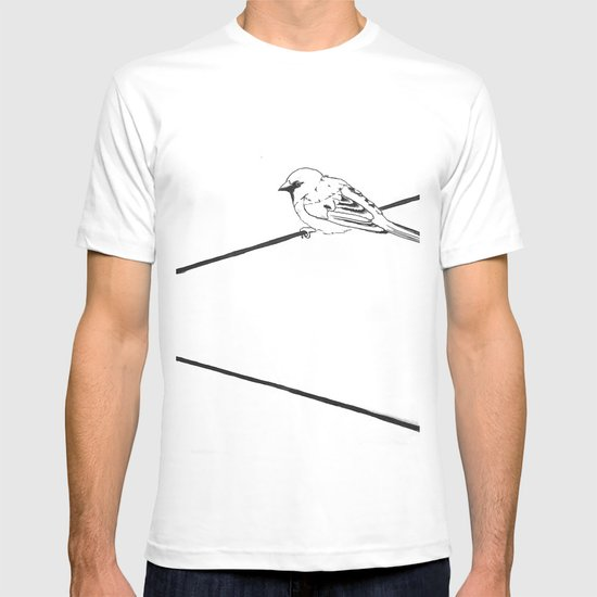On a Wire T-shirt