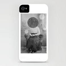 Thinking iPhone (4, 4s) Slim Case
