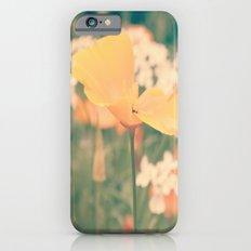 Orange Delight  Slim Case iPhone 6s