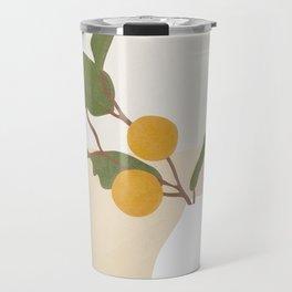 Mandarin Branch Travel Mug