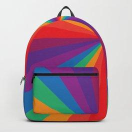 Rainbow Star Backpack