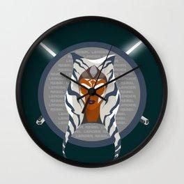 Rebel Leader Wall Clock