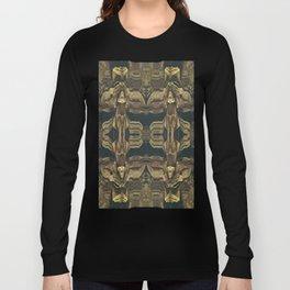 Stalagmites Version 1 Long Sleeve T-shirt