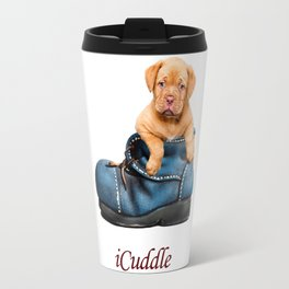 iCuddle French Mastiff Puppy Travel Mug