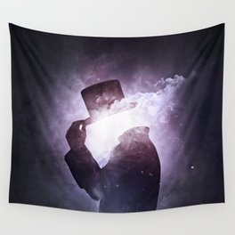 Interstellar +1 ~Saludo Wall Tapestry