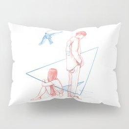 parting #1 Pillow Sham