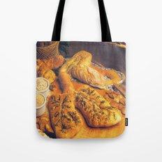 Bread Tote Bag