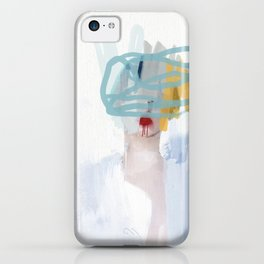 Heads 3 iPhone Case