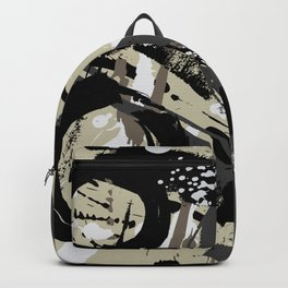 Enso Groove D by Kathy Morton Stanion Backpack