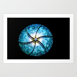 Synagogue Art Print